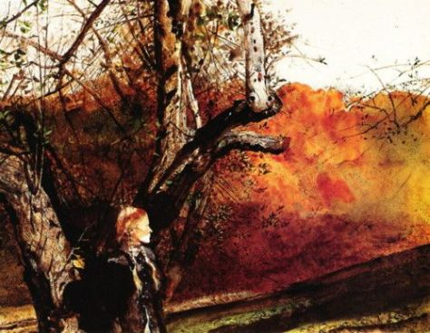 Fall Wyeth
